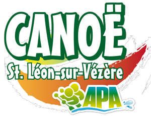 Logo Canoë St Léon sur Vézère APA