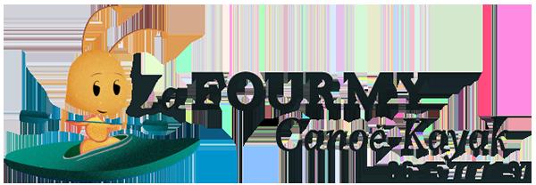 Logo La Fourmy Canoë-Kayak