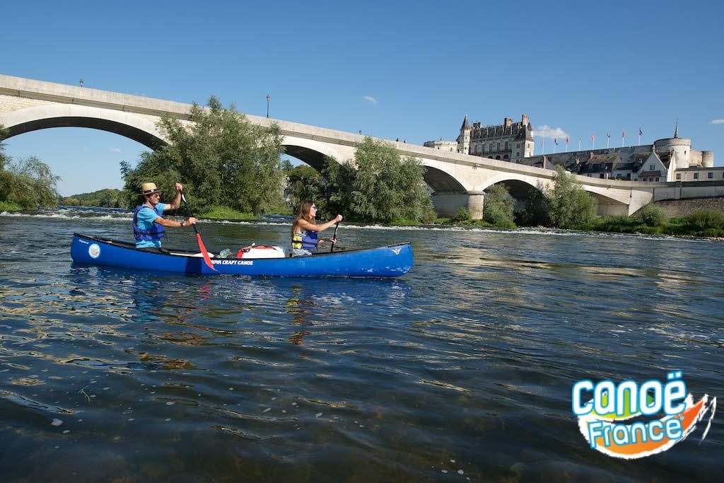 210ac6b8b303 Kayak trip 3 days (Cavereau – Amboise) - Canoe kayak tours