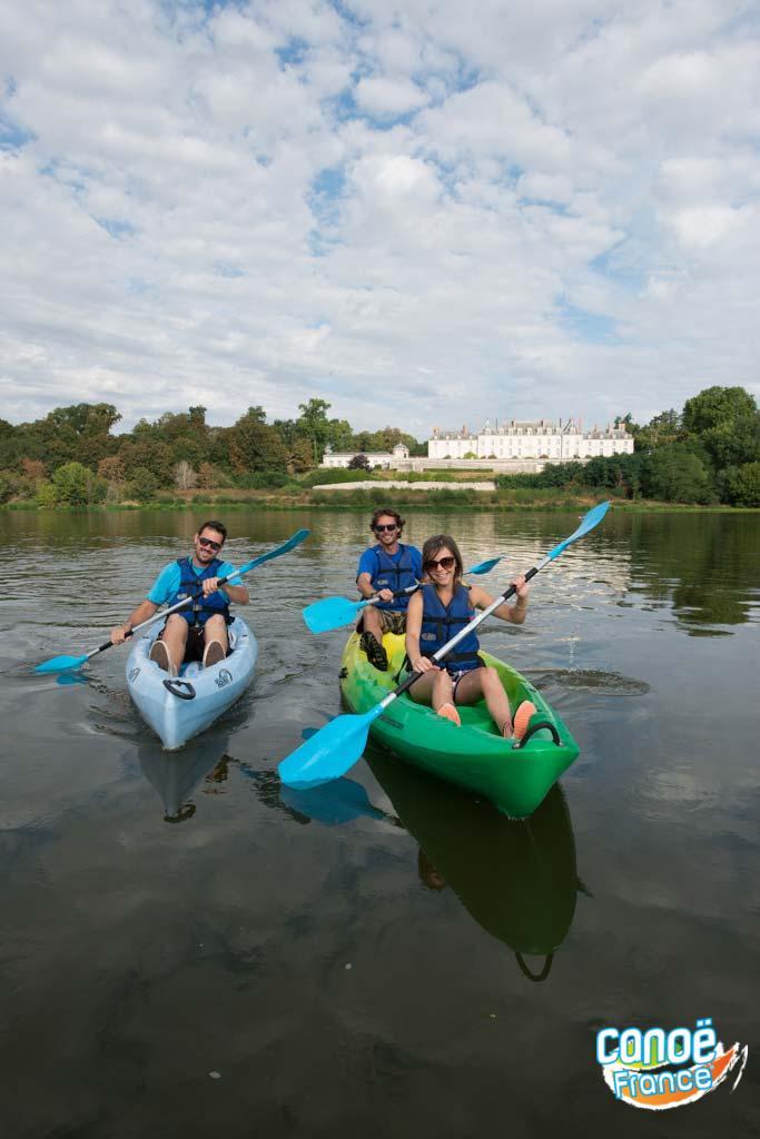 a5a02848c5fd Mini canoe trip Les 3 châteaux - Canoe kayak tours