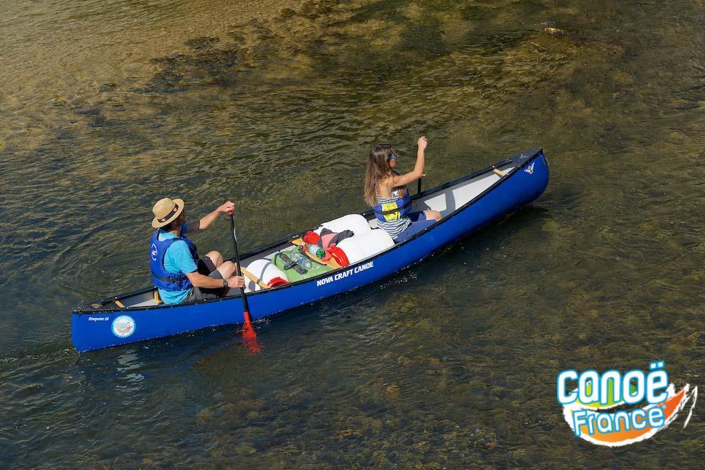 45e04bd1de31 6 days kayaking trip (Cavereau – Bréhémont) - Canoe kayak tours