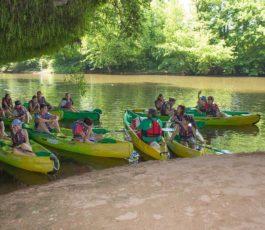 3 days Canoe trip